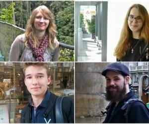 En images : la recherche d'emploi de quatre jeunes diplômés étape par étape