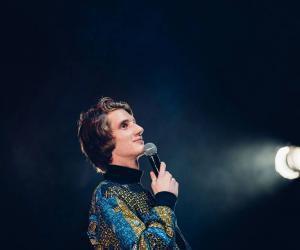 Campus Comedy Tour 2018 : Paul Mirabel, levainqueur, 70kilos d'autodérision