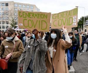 Conditions de vie étudiante en 2020 : une progression stoppée par la pandémie