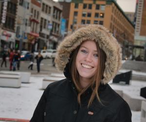 Ma vie d'étudiante à Montréal : Léa, en 3e année de licence à l'UQAM