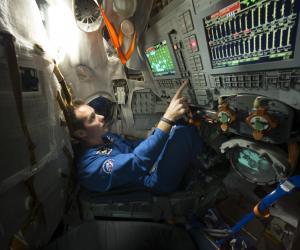 """Les 20 ans de Thomas Pesquet : """"Je n'aurais jamais cru être choisi pour aller dans l'espace"""""""