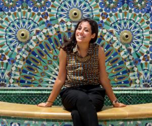 Cette jeune diplômée parcourt le monde pour revaloriser l'image de la femme musulmane