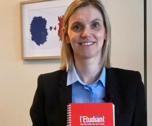 """Agnès Pannier-Runacher : """"Les filles ne doivent pas se fermer les portes des formations et carrières scientifiques"""""""