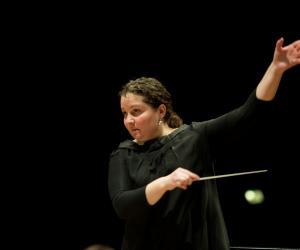 """Les 20 ans de Zahia Ziouani : """"On me disait que chef d'orchestre n'était pas un métier de femmes"""""""
