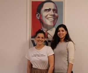 Présidentielle : ces étudiantes en journalisme donnent uncoup de jeune à l'info