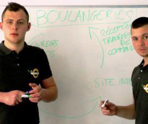 """Antonin et Paul: """"Nous avons 45jours pour réunir 4.000€ via le crowdfunding"""""""