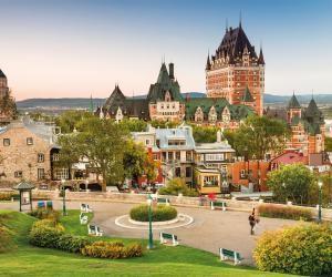 Dix bonnes raisons d'étudier à Québec
