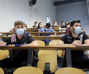 Confinement : ce qui change ou non dans l'enseignement supérieur