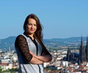 Clermont-Ferrand pour l'international : le témoignage de Lenka en M1 MEEF à l'ESPE Clermont-Auvergne