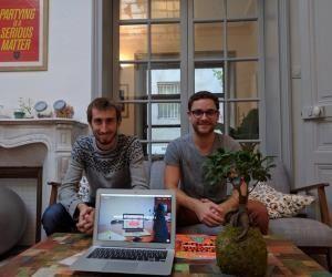 Des aides financières étudiantes en un clic : le pari de Florian Jardin et Victor Lambert
