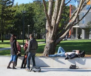 L'université d'Angers, un cocon pour étudiants