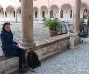 Ma vie d'étudiante à Bologne : Marie-Laure se régale de culture