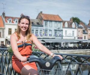 Amiens pour les transports : le témoignage de Pauline en Bachelor à l'ESC Amiens