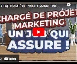Métiers de l'assurance : Chargé(e) de projet marketing