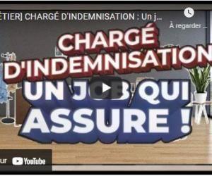 Métiers de l'assurance : Chargé(e) d'indemnisation