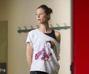 Les 20 ans de Julie Schepens : comment elle est devenue danseuse et chorégraphe