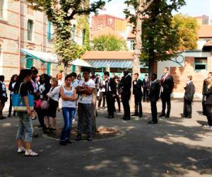 Ma rentrée en seconde au lycée professionnel Corbon à Paris