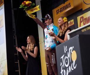 Romain Bardet, étudiant et deuxième du Tour de France : la tête et les jambes