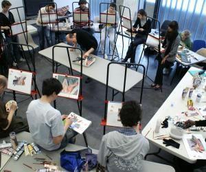 Banc d'essai des écoles d'art appliqués : le diplôme ne suffit pas