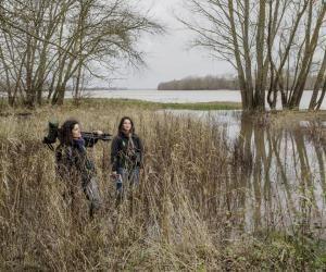 Métiers d'un parc naturel : sous l'œil des gardiens de dame Nature