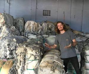 Comment je suis devenu fabricant de vêtements recyclés