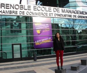 Ma vie d'étudiante à GEM : Aurélia, testeuse de nouveau parcours en école de commerce