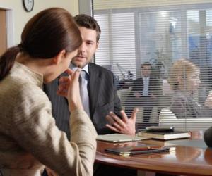 Un entretien d'embauche comme si vous y étiez : parler de la fin d'un contrat