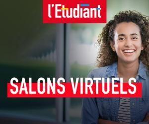 Salon virtuel des formations artistiques, communication et numérique : jusqu'à fin décembre pour vous renseigner
