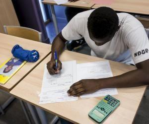 Coup d'envoi du brevet des collèges pour 860.000 candidats