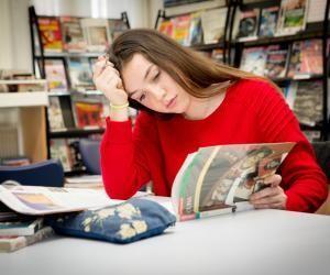 """Léna, lycéenne en Bachibac : """"J'ai une passion pourl'espagnol"""""""