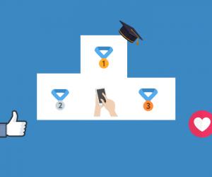 Réseaux sociaux : le classement des écoles d'ingénieurs les plus influentes