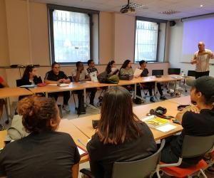 Accompagnement à l'université : à Aix-Marseille, un dispositif dédié aux étudiants de milieux défavorisés