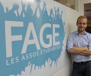 Jimmy Losfeld, une ascension militante jusqu'à la présidence de la FAGE