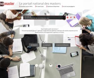 """Poursuite d'études : """"Trouver mon master"""", un portail national pour choisir son master"""