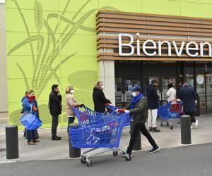 Employé de supermarché au temps du coronavirus, le témoignage de Christo