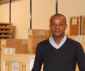 """Yannick, logisticien dans le transport d'œuvres d'art :""""La sécurité des œuvres guide mon travail"""""""