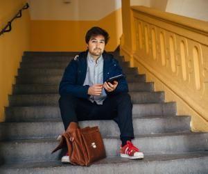 Ma vie d'étudiant en Allemagne : Antoine suit son cursus enanglais