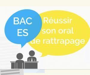 Bac ES 2020 : si vous passez les mathématiques à l'oral de rattrapage