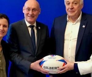 Coupe du monde de rugby en France : 2023 apprentis vont être recrutés