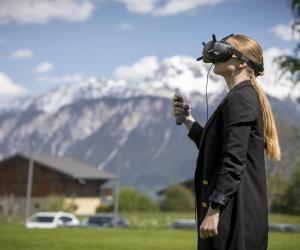 Entre intelligence artificielle et réalité virtuelle, la technologie s'invite dans les formations hôtelières