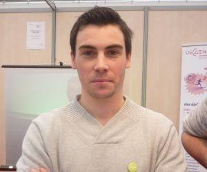 """Matthieu, en M2 STAPS : """"En STAPS, on commence la professionnalisation dès la licence"""""""