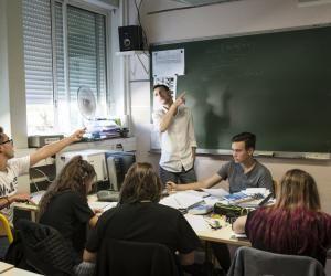"""Réussir autrement au lycée """"Freinet"""" à La Ciotat"""