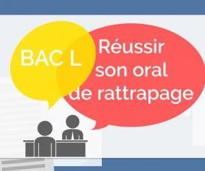 Bac L 2020 : si vous passez les langues vivantes (LV1 et LV2) à l'oral de rattrapage