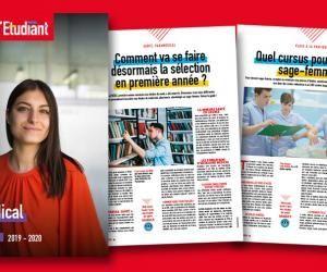 Guide de l'Etudiant - Santé, social & paramédical