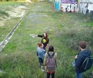 Sécurité: àBordeaux, desétudiantes explorent leszones d'ombre ducampus