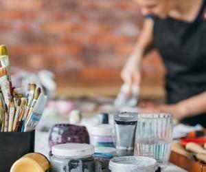 Lycée : pour quelles spécialités opter si vous visez des études d'art ?