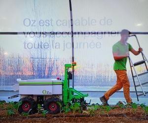 Bienvenue dans les start-up de l'agriculture high-tech !