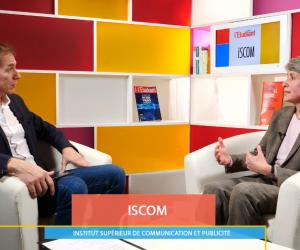 Facebook Live avec l'ISCOM - école de communication et de publicité