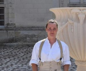 """Elsa, 24 ans, tailleuse de pierre : """"Mon chef-d'œuvre, c'est 1.000 heures de travail"""""""