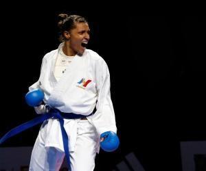 Anne-Laure Florentin, étudiante, karatéka et future championne du monde ?
